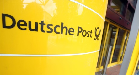 Deutsche Post could buy into Royal Mail