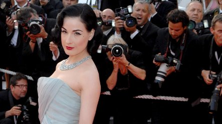 Dita von Teese to strip with Germany's Eurovision entry