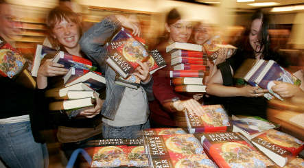Young Germans driving spike in English-language book sales