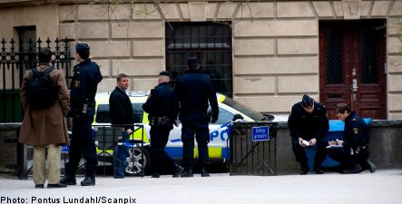 Couple wounded in Gamla Stan shooting