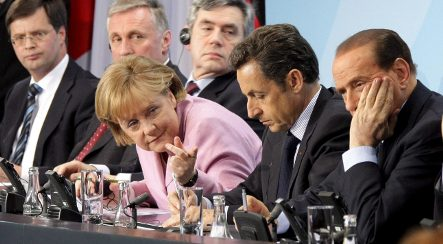Merkel says G20 can't afford inaction on global economy