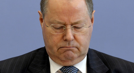 Steinbrück says crisis will take years to overcome