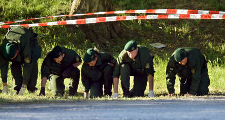 Heilbronn police murder may have been mafia related