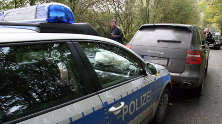 Notorious Swede busted after massive car chase