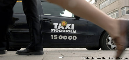 Stockholm taxis to double as ambulances
