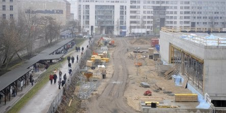 Topography of Terror starts last stage to completion
