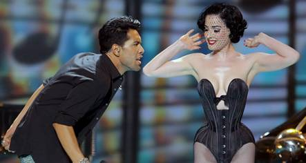 Germany fizzles at Eurovision song contest despite Dita