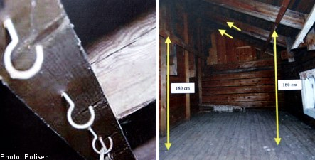 Foster parents 'hung boys from hooks'