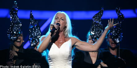 Swedes stay at home with Eurovision fever