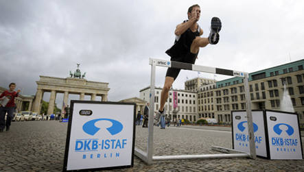 Track and field event draws Olympic stars to Berlin