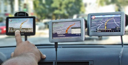 American follows outdated GPS into oncoming traffic