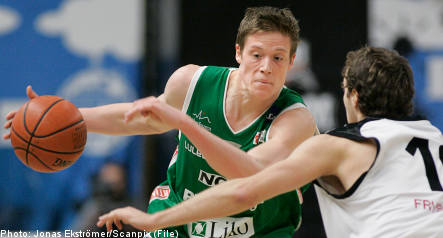 Jerebko becomes first Swede drafted into NBA