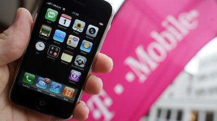 T-Mobile seen losing iPhone stranglehold in Germany