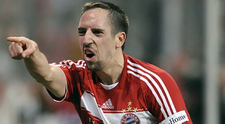 Bayern Munich try to hold Ribery as Real Madrid salivate