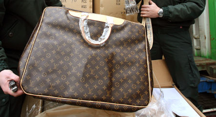 Louis Vuitton sues Red Cross charity shop for selling fake purse