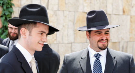 Two Orthodox rabbis first to be ordained since WWII