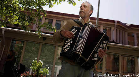 Gothenburg's new rules strike bum note with street musicians