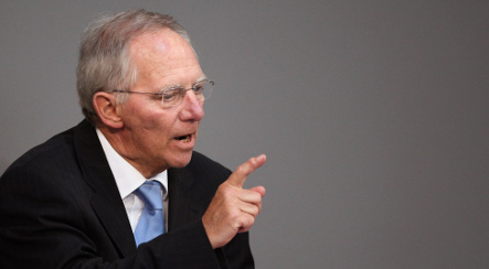 Schäuble wants direct EU elections to fight voter apathy