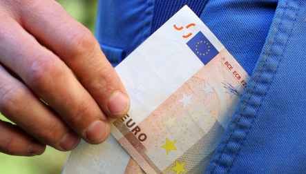 Germans stop working for the taxman