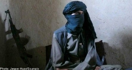 Taliban commander: 'Swedes will be killed'
