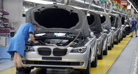 German industrial output jumps 3.7 percent