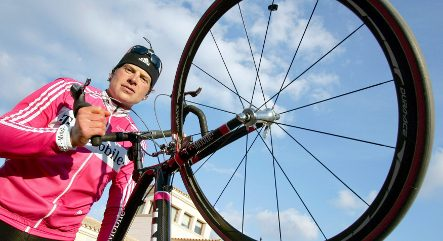 Cyclist Ullrich to be disciplined for doping