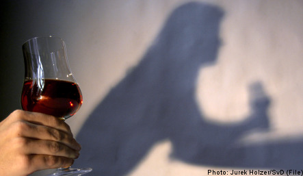 Alcohol abuse on the rise for Swedish women