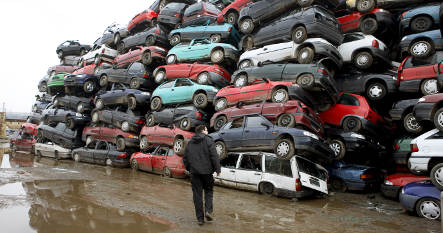Funds for car scrapping scheme running out