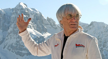 Formula One chief tries to clarify praise for Hitler