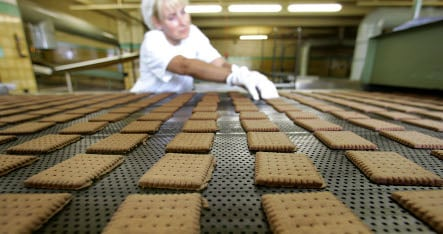 German food producers sneaking fake ingredients into products