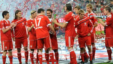 Bayern beats Manchester in Audi Cup shootout