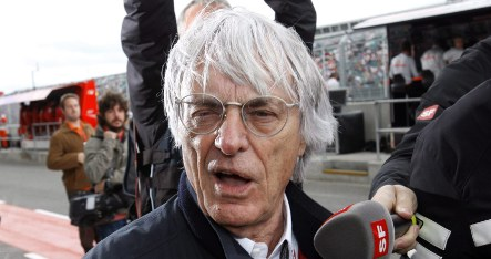 Ecclestone cancels German appearance after Nazi gaffe