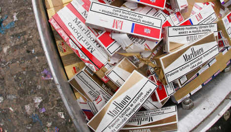 Balkan pilgrimage used to smuggle illicit cigarettes