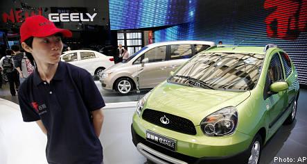 Chinese firm close to Volvo Cars bid: report