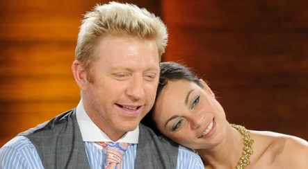 Boris Becker expecting baby number four