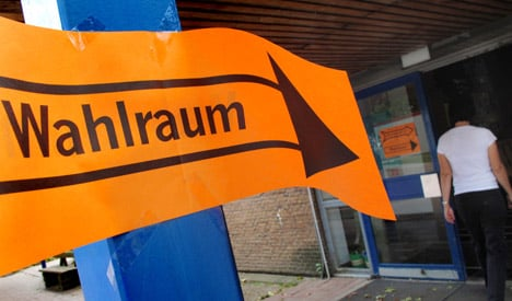 CDU loses state polls in Saarland and Thuringia