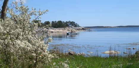 Gränsö: get pampered in the great outdoors