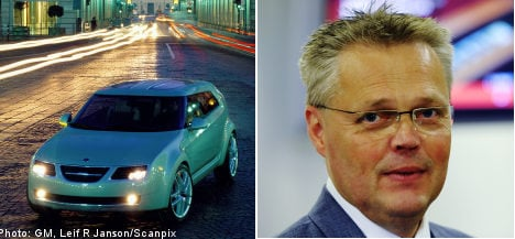 Sweden refuses to fill capital hole in Saab deal