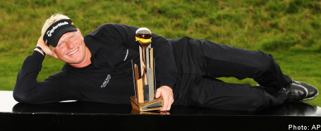 Hedblom holds off compatriot to seal Gleneagles win