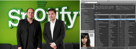 'Spotify earns us more than iTunes': Sony BMG