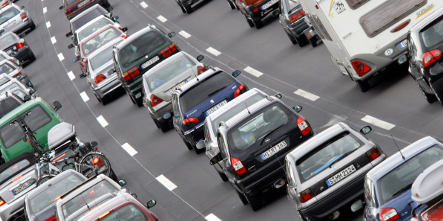 Monster jams threaten southern holiday road traffic