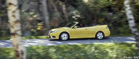 GM to fill Saab funding hole: report