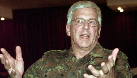 Former general calls for Afghan withdrawal by 2012