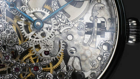 Young watchmaker's labyrinthine pieces gain global following