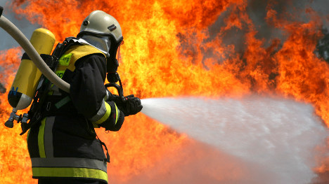 Fire department exercise injures 11 after unexplained explosion