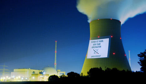Greens vow to oppose U-turn on German nuclear phaseout