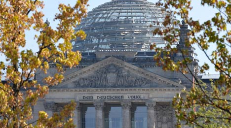 Number of German MPs with immigration background rises