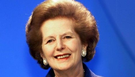 UK documents expose Thatcher's virulent opposition to reunification
