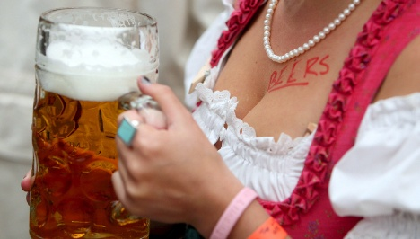 Oktoberfest beer cheaper for many tourists despite price hike