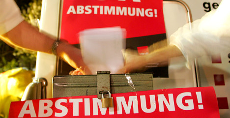 Half of Germans back compulsory vote amid falling turnout